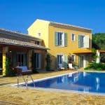 Characterful villas