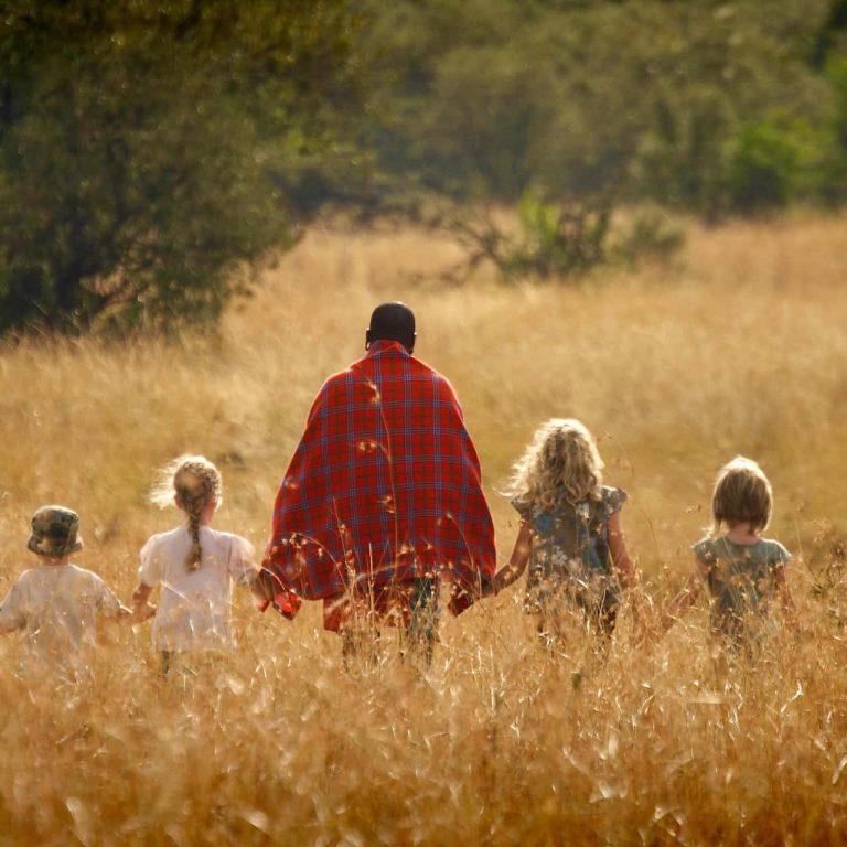 Family safaris in Kenya (1)