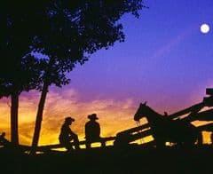 Family ranching holiday