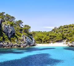 Villas in Menorca