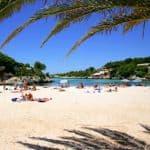 Pretty Santandria beach