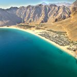 The breathtaking Zighy Bay