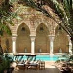 Stay in a charming Riad