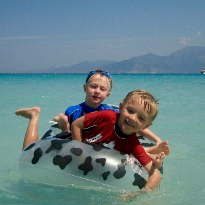 Family holidays in Corsica