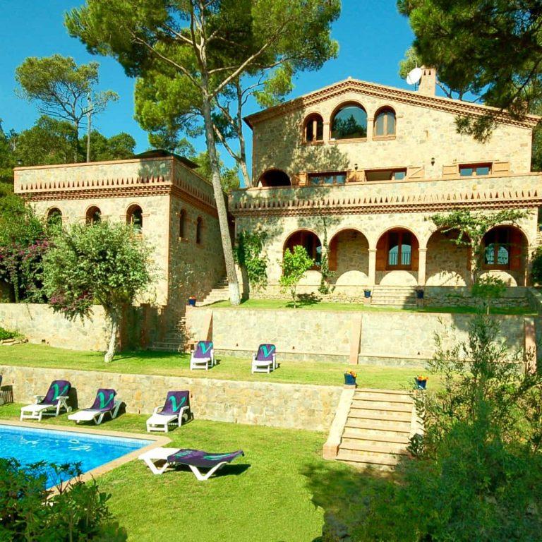 Luxury villas in Catalunya