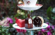 Mad Hatter's Tea at Sanderson London