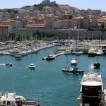 Alternative Provence.Marseille harbour