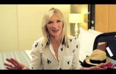 Video thumbnail for youtube video Jo Whiley's tips on family holidays -
