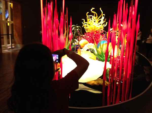 H at Chihuly