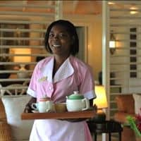 Round Hill - cottage housekeeper