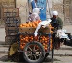 Street seller, Fez, Morocco