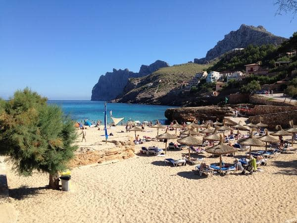 Cala San Vicent