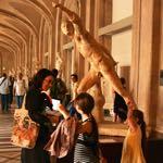 Louvre treasure hunt
