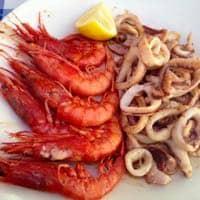 Seafood at Mgarr ix-Xxini