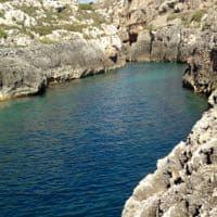 Snorkelling at Ta' Kantra