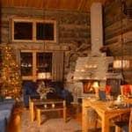 Santa's Lapland - cabin interior (1)