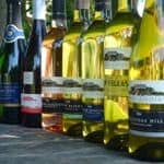 Some of the delicious wines