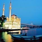 The inciredible Istanbul skyline