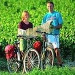 Healhy cycling break in gozo