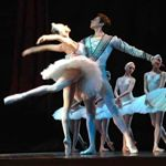 See the ballet at the Mariinsky Theatre
