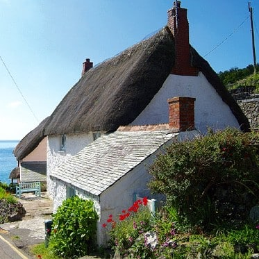 Cottages in Cornwall (1)