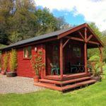Chy-Aber log cabin, Liskeard