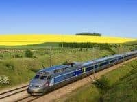 Anniversary holidays by rail