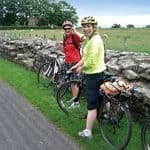Cycling at Hadrian's Wall