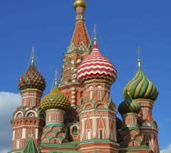 Singles tour of Russia