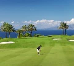 Golf for singles