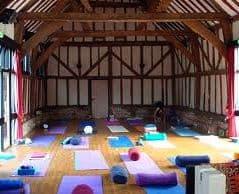 UK yoga weekends