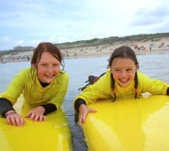 Cornwall with kids
