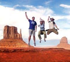USA adventure tours