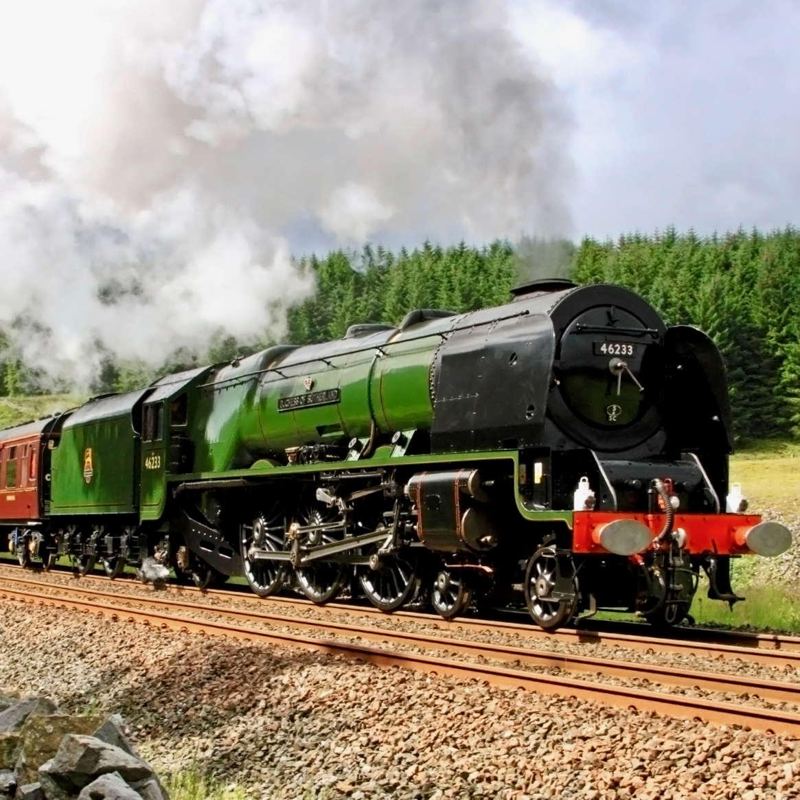 Guided rail tours - 101 UK Holidays