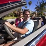 Family-friendly car hire