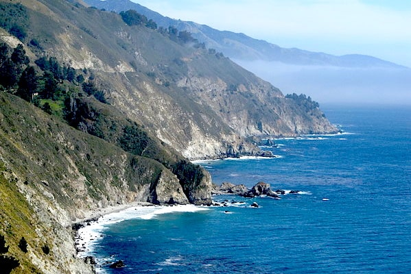 Pacific Coast Highway Big Sur Coast 2