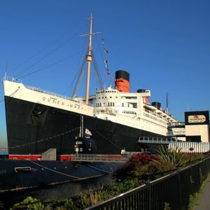 Stay on board the Queen Mary