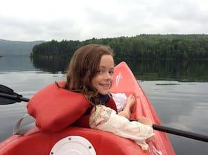 Helena kayak
