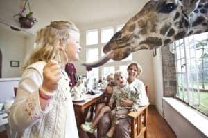 Giraffe Manor, Kenya (The Safari Collection)