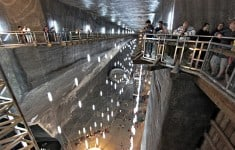 Romania-Turda-Salina-Salt-Mine-Rudolf-Mine-Overlook