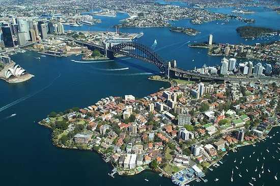 Sydney by Duncan Hull