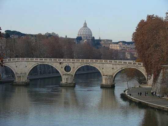 ponte garibaldi rome - Allie Caulfield