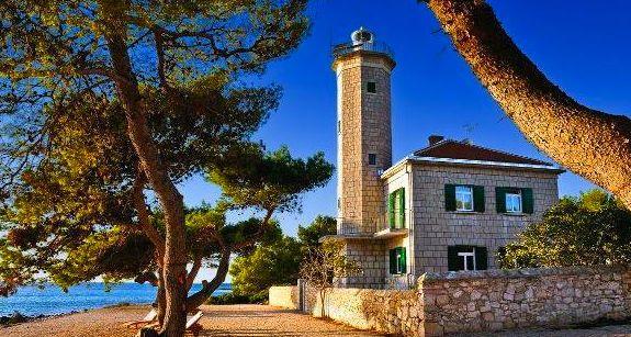 Lantern Lighthouse, Croatia