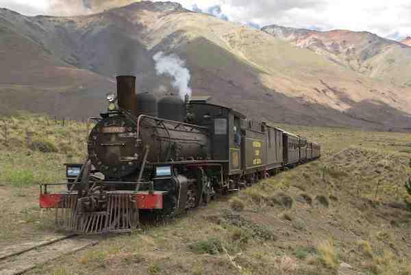 Old Patagonia Express - Photo Credit, Journey Latin America