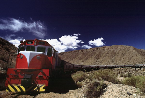 kallpa train to the clouds