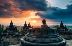 1- Borobudur
