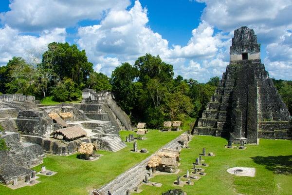2- Tikal