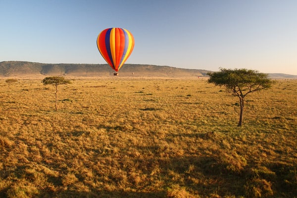 3- Masai Mara