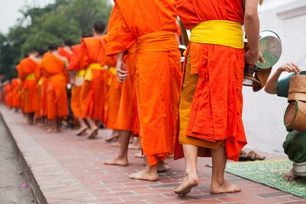 4- Luang Prabang