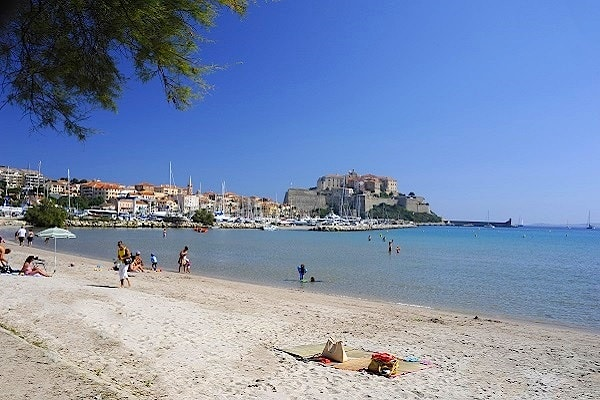 Calvi beach (2)